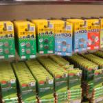 100円均一ボタン電池