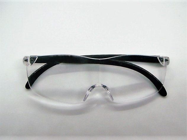 メガネ型ルーペ01