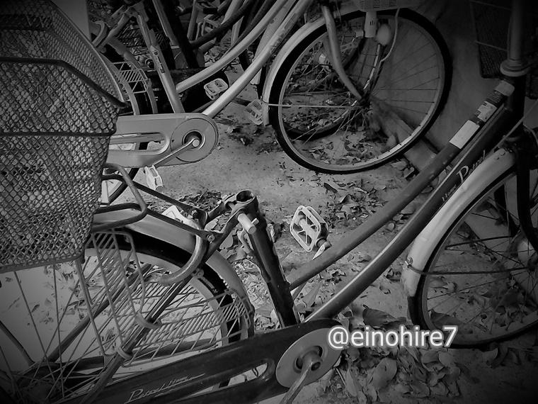 100均で買えるママチャリ自転車のサドル盗難防止グッズ…「サドルを盗ませない!!」